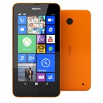 NOKIA LUMIA 630 Bright orange Dual Sim