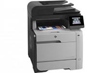 Многофункционален лазерен принтер HP Color LaserJet Pro MFP M476dn
