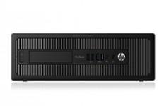 Компактен десктоп компютър HP ProDesk 600 G1 Small Form Factor PC