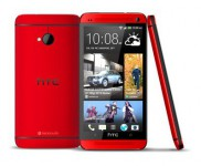 Мобилен телефон HTC ONE 801N, RED