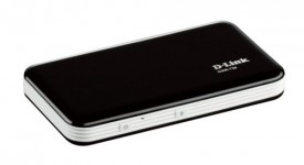 Рутер D-LINK DWR-730 Portable HSPA+ 21 Mbps Router