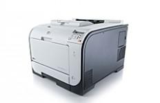 Цветен лазерен принтер HP LaserJet Pro 400 color M451dn