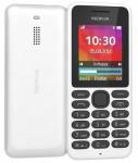 Мобилен телефон NOKIA 130 WHITE Dual SIM