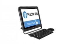 Десктоп компютър с тъчскрийн HP ProOne 400 G1