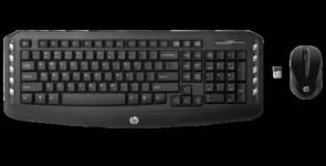 Мишка и клавиатура HP Wireless Classic Desktop