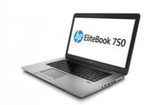 Бизнес ултрабук HP EliteBook 750 G2