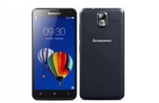 Мобилен телефон Lenovo S580 Dual SIM (черен)