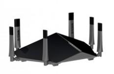 Рутер D-LINK Wireless AC3200 Tri-Band Gigabit Router DIR-890L - бързо решение за онлайн игри и HD видео