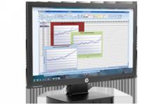 21,5-инчов бизнес монитор HP ProDisplay P222va