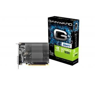 Видео карта GAINWARD GT1030 2GB GD5 SILENT