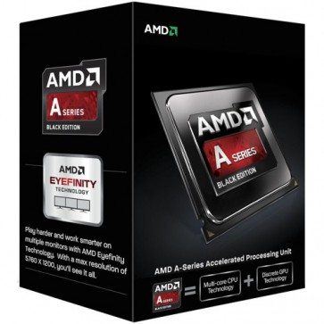 Процесор AMD A4-7300 X2/3.8GHZ/FM2/BOX