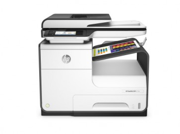 Мастилоструйно многофункционално устройство HP PageWide MFP 377dw Printer