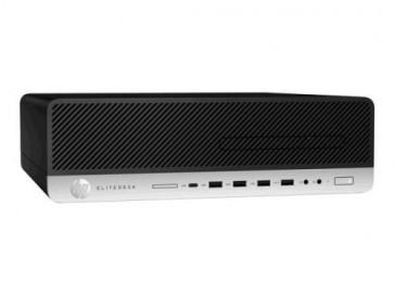Десктоп компютър HP EliteDesk 800 G4 Small Form Factor PC, i5-8500, 8GB, 256GB, Win10