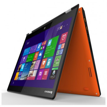 """Лаптоп Lenovo Yoga 3 /80JH00MXBM/, i7-5500U, 14"""", 4GB, 256GB, Win 10"""