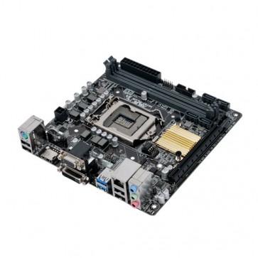 Дънна платка ASUS H110I-PLUS D3, DDR3, 1151