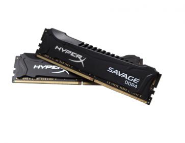 Памет Kingston HyperX 2X4GB DDR4 2666 MHz