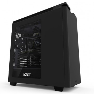 Кутия NZXT H440 Mid Tower Black
