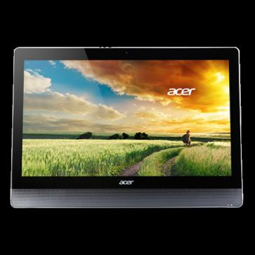 """Десктоп компютър ACER Aspire U5 (AU5-710_WTDW), i7-6700T, 23.8"""", 8GB, 1TB + 256GB SSD, Win 10"""