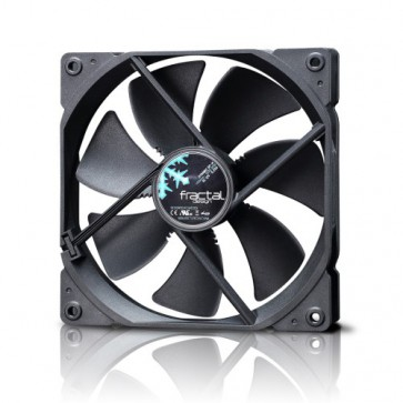 Вентилатор Fractal Design 140MM Dynamic GP-14 Black