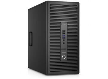 Десктоп компютър HP ProDesk 600 G2 Microtower-PC, i7-6700, 8GB, 256GB, Win 7 Pro 64