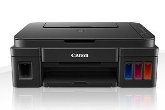 Многофункционален мастиленоструен принтер CANON PIXMA G3400 AIO