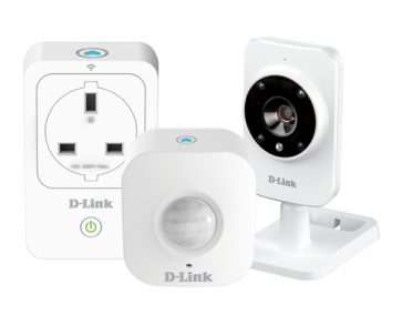 D-Link DCH-100KT Smart Home HD Starter Kit