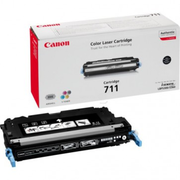 Консуматив CANON CARTRIDGE 711 BLACK