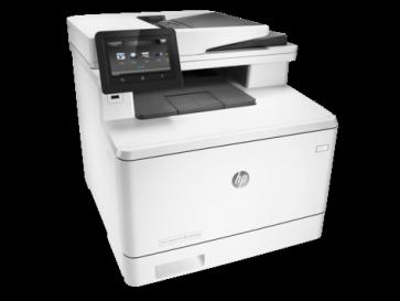 Мултифункционален лазерен принтер HP Color LaserJet Pro MFP M377dw