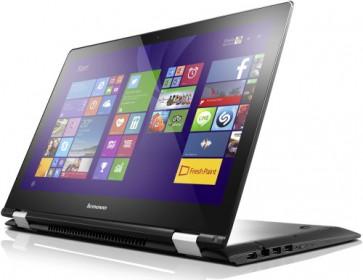 Лаптоп LENOVO YG500-15ISK /80R6007EBM/, i7-6500U, 15.6'', 8GB, 1TB, Win10