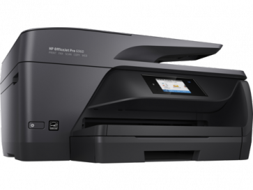 Многофункционален мастиленоструен принтер HP OfficeJet Pro 6960 All-in-One Printer