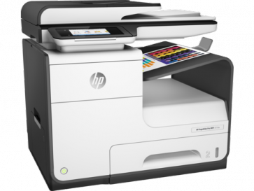 Принтер HP PageWide Pro 477dw Multifunction Printer