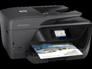 Многофункционален мастилуноструен принтер HP OfficeJet Pro 6970 All-in-One Printer