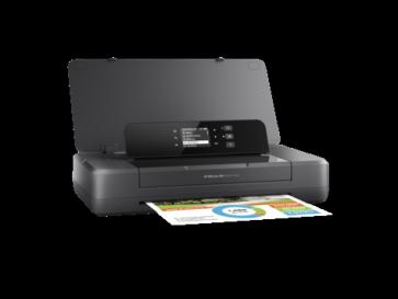 Мастиленоструен принтер HP OfficeJet 202 Mobile Printer