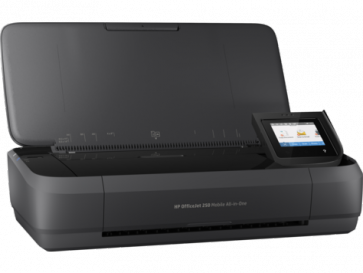 Многофункционален мастиленоструен принтер HP OfficeJet 252 Mobile All-in-One Printer