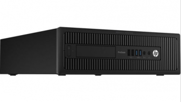 Десктоп компютър HP 800 G2 SFF, i3-6100, 4GB, 500GB, Win8