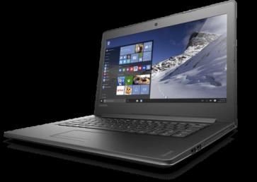 """Лаптоп LENOVO 310-15IAP /80TT003KBM/, N4200, 15.6"""", 4GB, 1TB"""