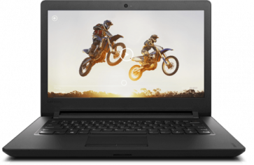 "Лаптоп LENOVO 110-15ISK /80UD00KDBM/, i3-6100U, 15.6"", 4GB, 1TB"