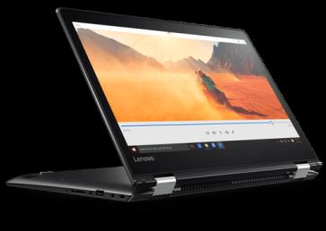 "Лаптоп LENOVO YG510-14ISK /80S700H6BM/, 4405U, 14"", 4GB, 128GB, Win10"