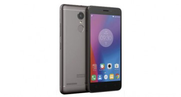 Смартфон Lenovo K6 Power K33 Dual SIM LTE Dark Gray