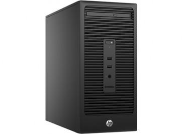 Десктоп компютър HP 280 G2 Microtower PC, G3900, 4GB, 500GB