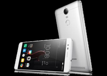 Смартфон Lenovo VIBE K5 Note Dual SIM Silver