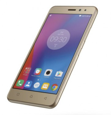 Смартфон Lenovo K6 Power K33 Dual SIM LTE Gold