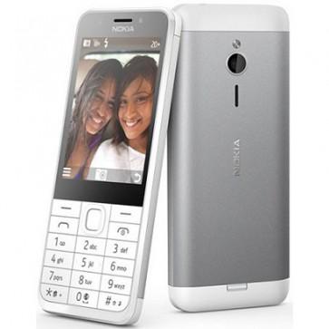 Мобилен телефон NOKIA 230 SILVER