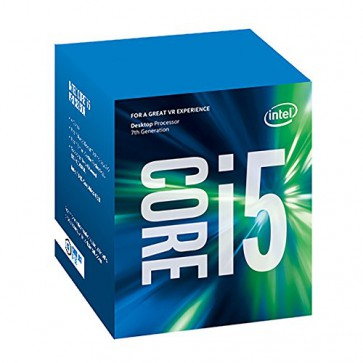 Процесор Intel Core i5-7500, 6M Cache, up to 3.80 GHz, BOX, LGA1151