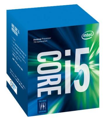 Процесор Intel Core i5-7600, 6M Cache, up to 4.10 GHz, BOX, LGA1151