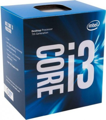 Процесор Intel Core i3-7300, 4M Cache, 4.00 GHz, LGA1151, BOX