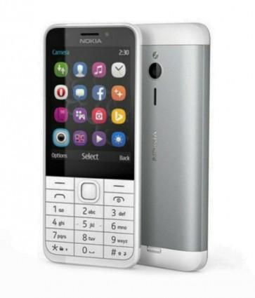 Мобилен телефон NOKIA 230 Dual SIM Silver