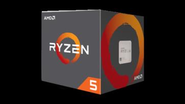 Процесор AMD RYZEN 5 1600X 3.6GHZ /AM4
