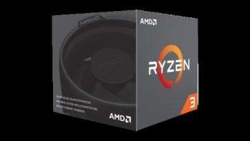 Процесор AMD RYZEN 3 1200 3.1GHZ / AM4