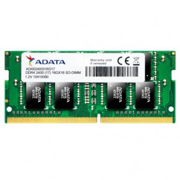 Памет ADATA SODIMM 4GB DDR4 2400MHz
